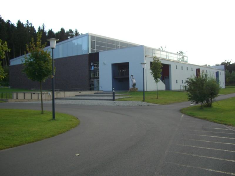 Sohren, Schulsporthalle
