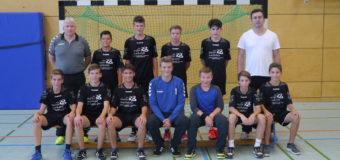 Männliche C1 zu Gast in Dudenhofen