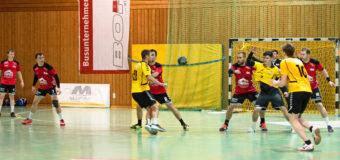 Arbeitssieg im Pokalspiel gegen die HSG Irmenach/Kleinich/Horbruch
