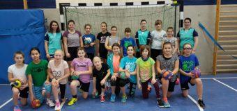 Handballfreizeit in Idar-Oberstein