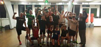 Männliche C startet mit 3. Platz in Luxemburg in die Rückrunde