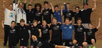 Männliche C-Jugend löst das letzte Ticket zur RPS-Oberliga!!!